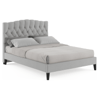 Hannah Queen Slim Bed Frame