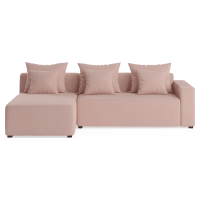 Marc 3 Seater Modular Sofa with Chaise
