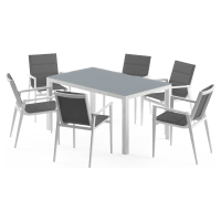 Thornton - Malibu 6 Seater Outdoor Dining Set