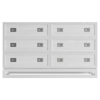 Monterey Hamptons Style Large Chest of Drawers