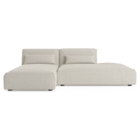 Drake 3 Seater Modular Sofa with Chaise