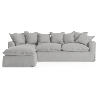 Palermo 3 Seater Modular Sofa with Chaise