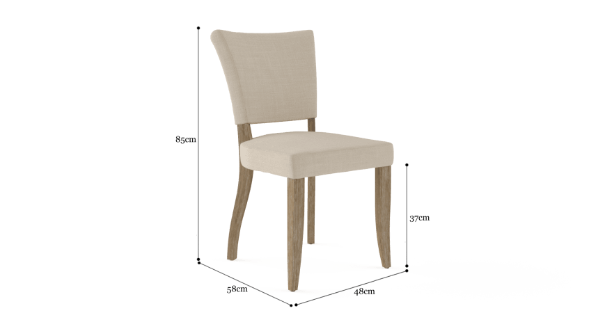 Sofia Set of 2 Dining Chairs