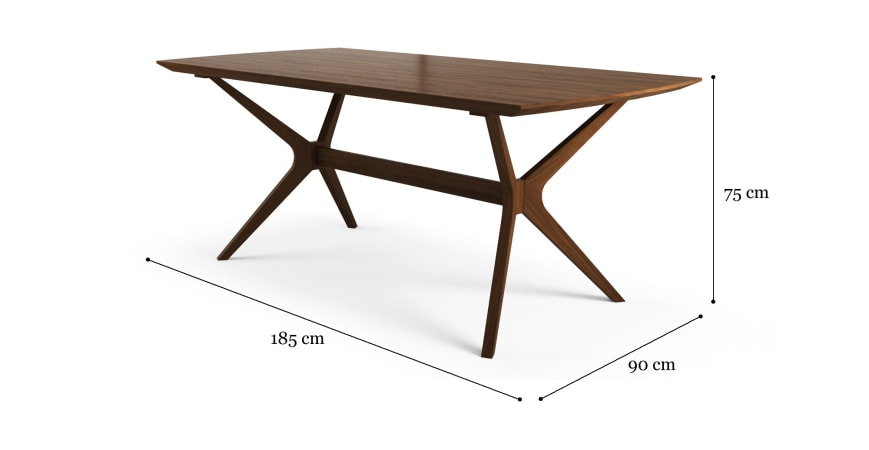 Elizabeth Dining Table 185cm
