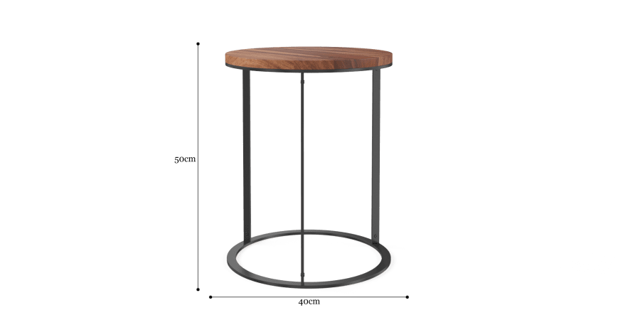 Huber Side Table