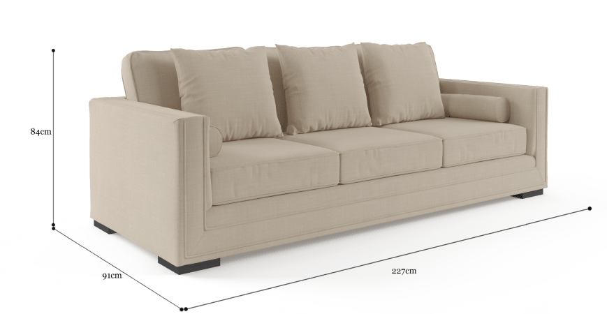Ellington 3 Seater Sofa