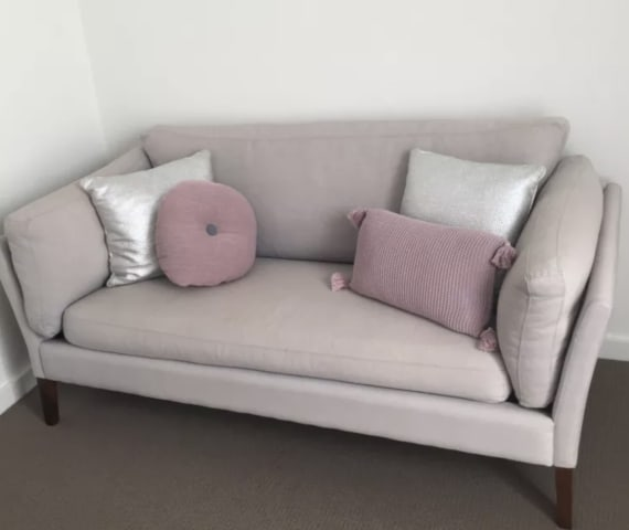 Mimmi 3 seater sofa cloud grey 03