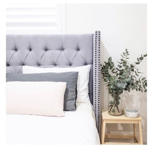 Stella bed head heron grey 13