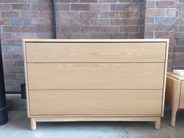 Cato chest of drawers natural oak 01