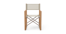 Corfu Outdoor Sling Dining Chair