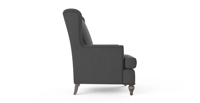Charles Wingback Armchair