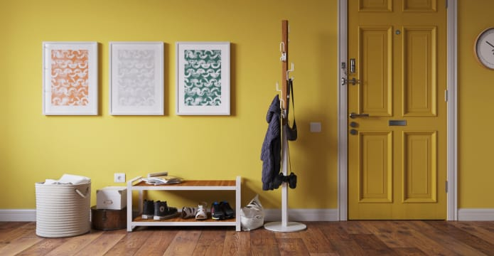 Avoca Coat Rack