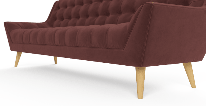 Pia 3 Seater Sofa