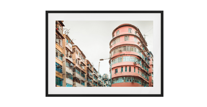 The Downtown Print