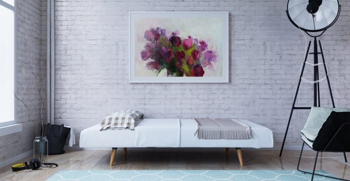 The Roses Print
