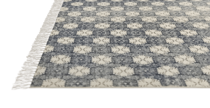 Boha Large Cotton Rug 200 x 300cm