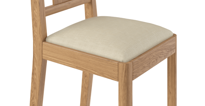 Junior Kids Upholstered Chair