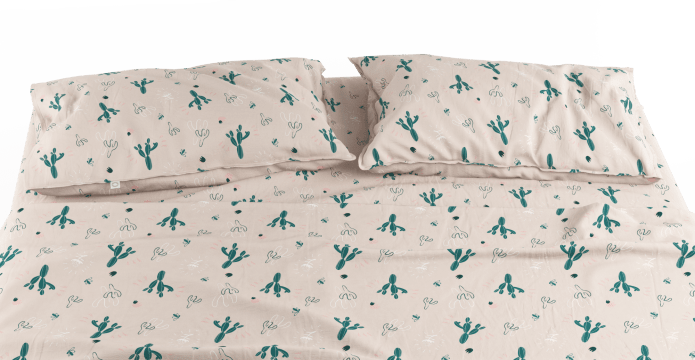 Prickly Pear Kids Standard Sheet Set