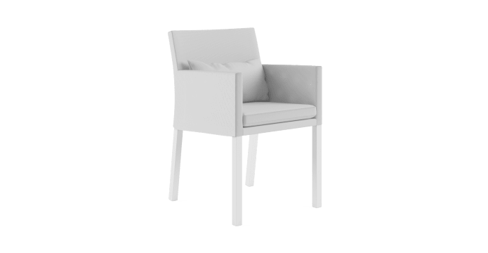 Waikiki Outdoor Dining Chair Set of 2