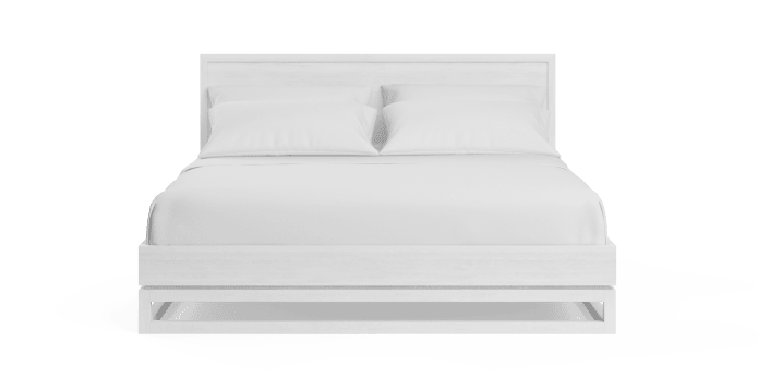 Monterey Hamptons Style Queen Size Bed Frame