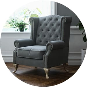 Nottage french provincial armchair