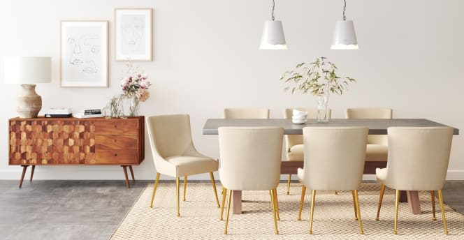 Frank Set of 2 Dining Room Chairs
