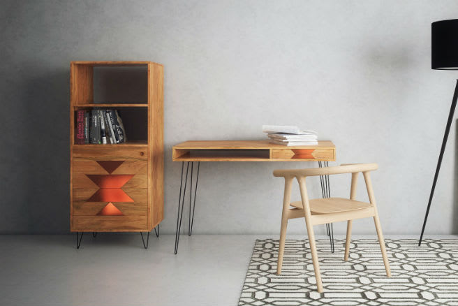 organising-your-home-office-space