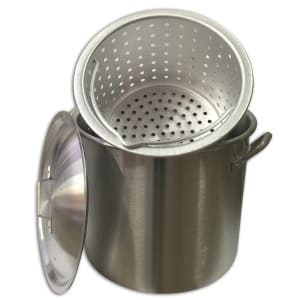 80 qt. Crawfish Boiling Pot | Aluminum