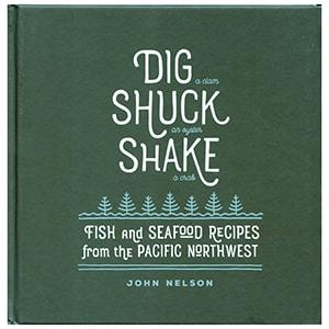 Cookbook | Dig - Shuck - Shake