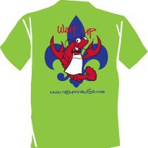 Wat Up T-shirt