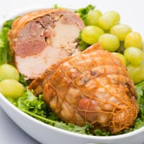 Turducken Breast