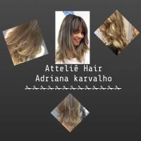Atteliê Hair Adriana Karvalho SALÃO DE BELEZA