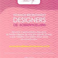 Vaga Emprego Designer de sobrancelhas Limão SAO PAULO São Paulo OUTROS LaBeauty Treinamentos