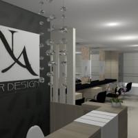 N.A Hair Design SALÃO DE BELEZA