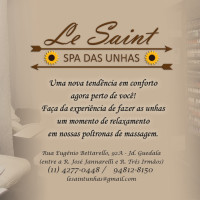 Vaga Emprego Manicure e pedicure Vila Progredior SAO PAULO São Paulo ESMALTERIA Le Saint Spa das Unhas