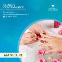 Vaga Emprego Manicure e pedicure Tanque RIO DE JANEIRO Rio de Janeiro ESMALTERIA TURQUESA ESMALTERIA