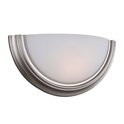 LED Wall Sconce Brushed Nickel
