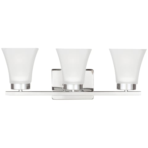 Bayfield Three Light Wall / Bath Chrome