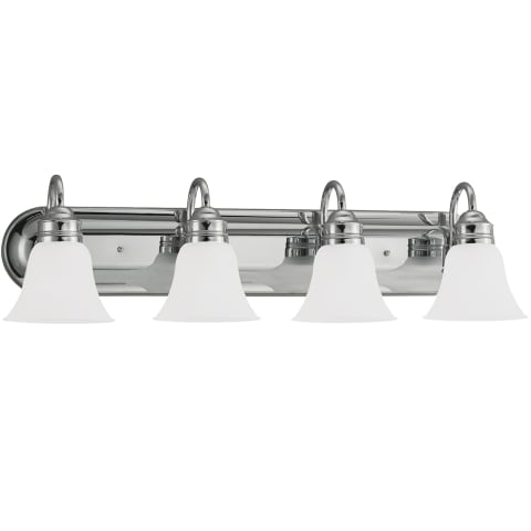 Gladstone Four Light Wall / Bath Chrome
