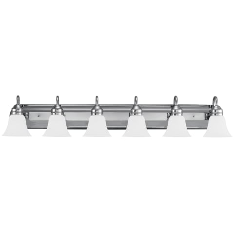 Gladstone Six Light Wall / Bath Chrome