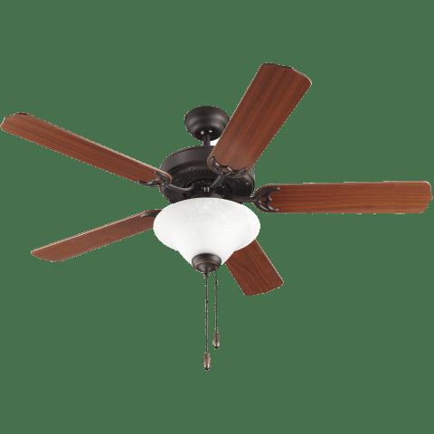"52"" Homeowner's Deluxe Fan -  Roman Bronze"