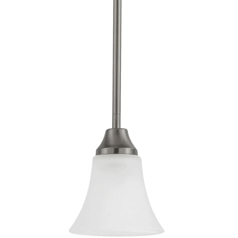 Holman One Light Mini-Pendant Brushed Nickel
