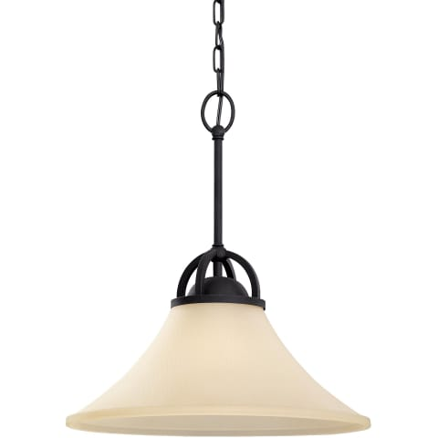 Somerton One Light Pendant Blacksmith Bulbs Inc