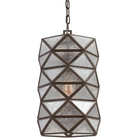 Harambee Medium One Light Pendant Heirloom Bronze
