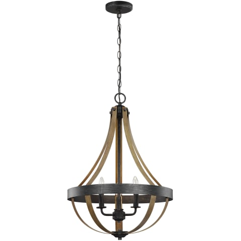 Davlin Three Light Pendant Stardust