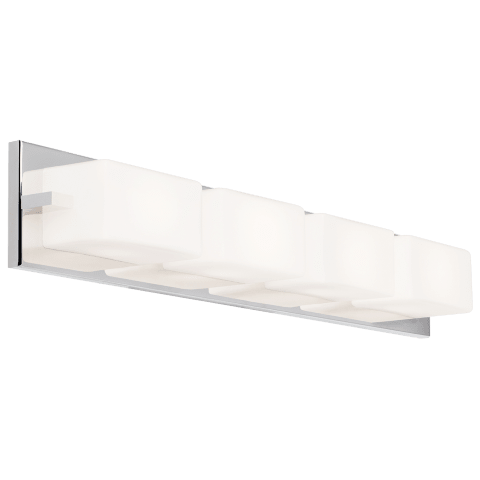 Arris 4-Light Bath chrome 2700K 90 CRI led 90 cri 2700k 120v