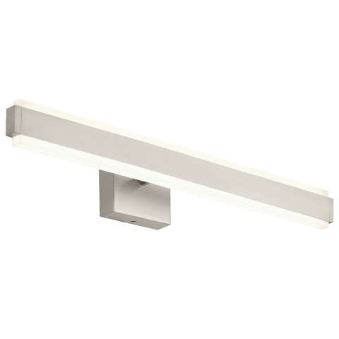 Tiffin 24 Bath satin nickel 2700K 90 CRI led 90 cri 2700k 120v