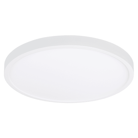 Lotus Round 12 Ceiling Round white 3000K 90 CRI integrated led 90 cri 3000k 120v (t24)