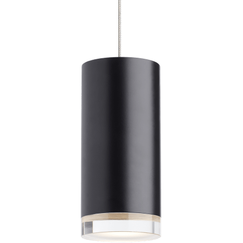 Dobson II Pendant MonoPoint black/satin nickel Not Applicable no lamp