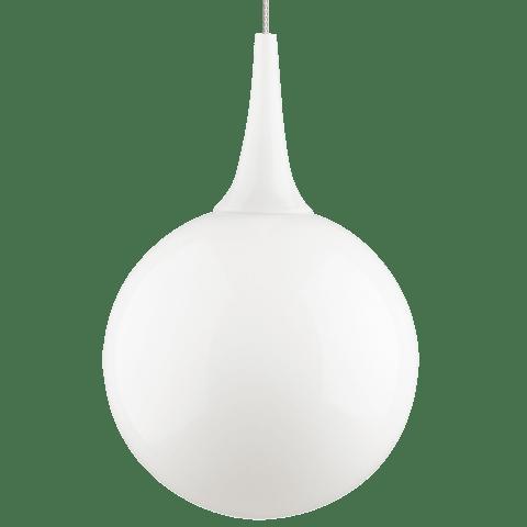 Pelé Pendant MonoPoint White satin nickel 12 volt halogen (t20)